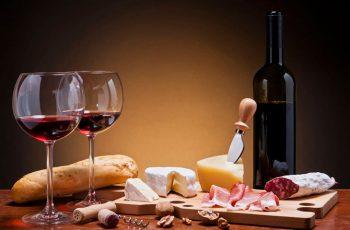 Pratos que combinam com vinho tinto