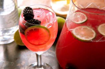 Drinks com vinho