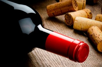 Tipos de rolhas de vinho